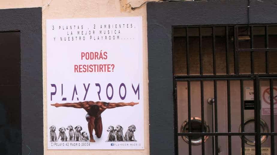 Playroom à Chueca