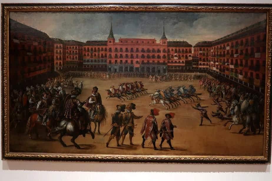 Le musée historique de Madrid