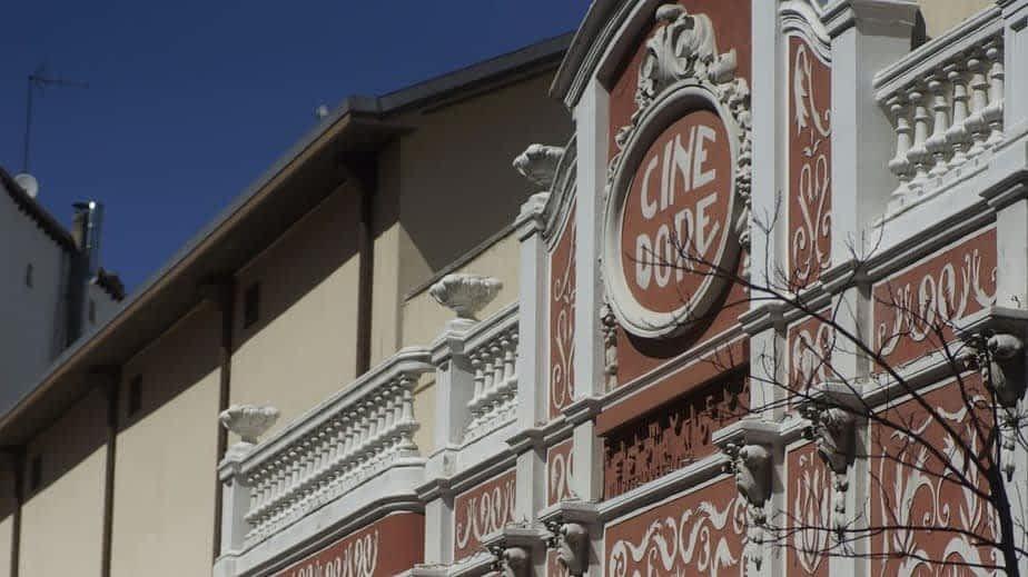 Le ciné Doré, la cinémathèque de Lavapies