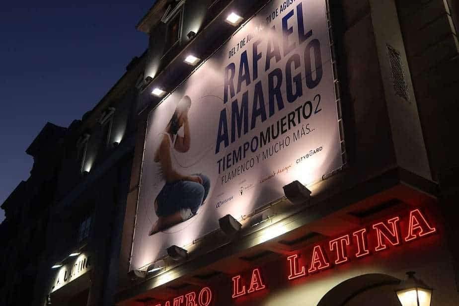 Le théâtre de la Latina