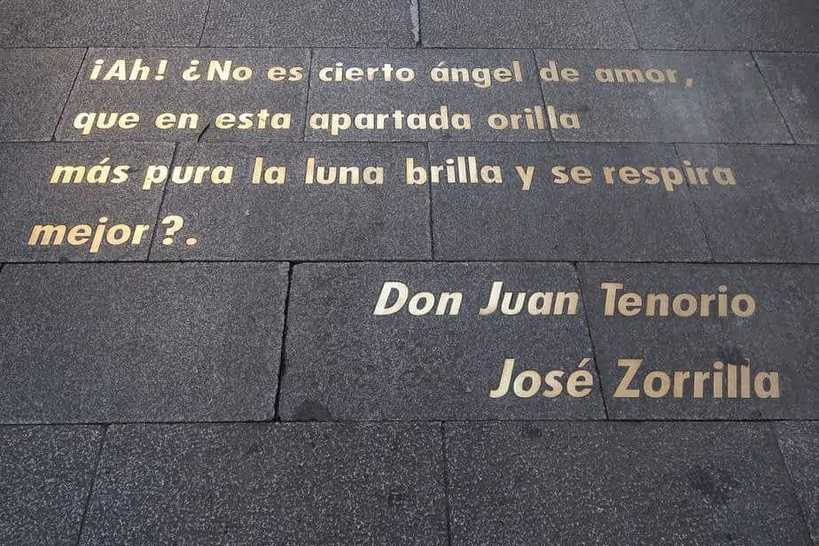 Don Juan Tenorio - José Zorrilla - Las Letras