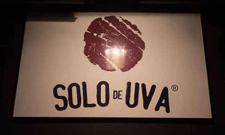 Vin naturel à Madrid et bonne bouffe chez Solo de Uva