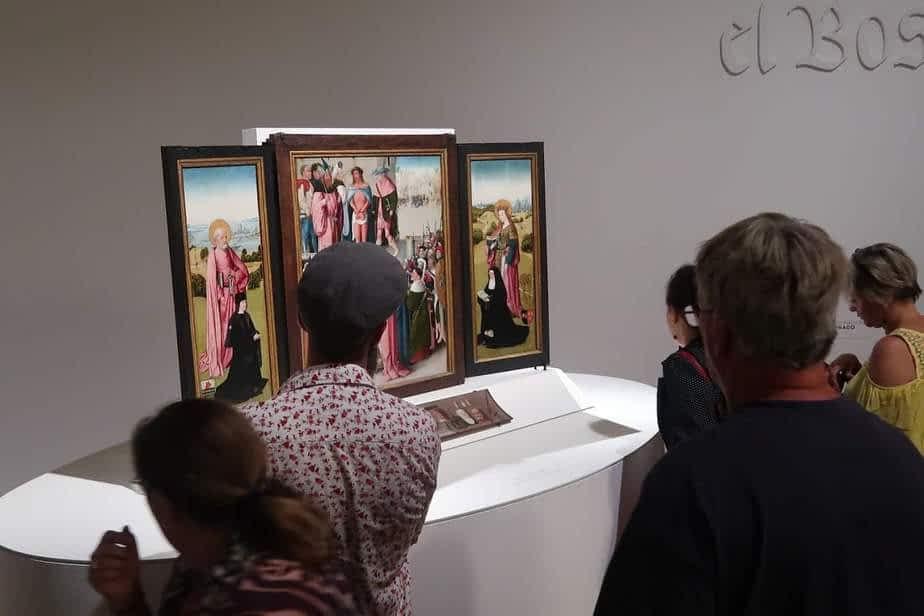 L'exposition Jérôme Bosch au Prado