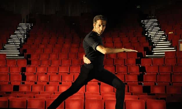 Le flamenco d'Israel Galván
