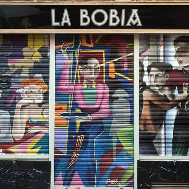 La Bobia, la cidrerie de Pedro Almodovar