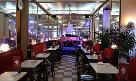 Café Barbieri, un voyage dans le temps à Lavapiés