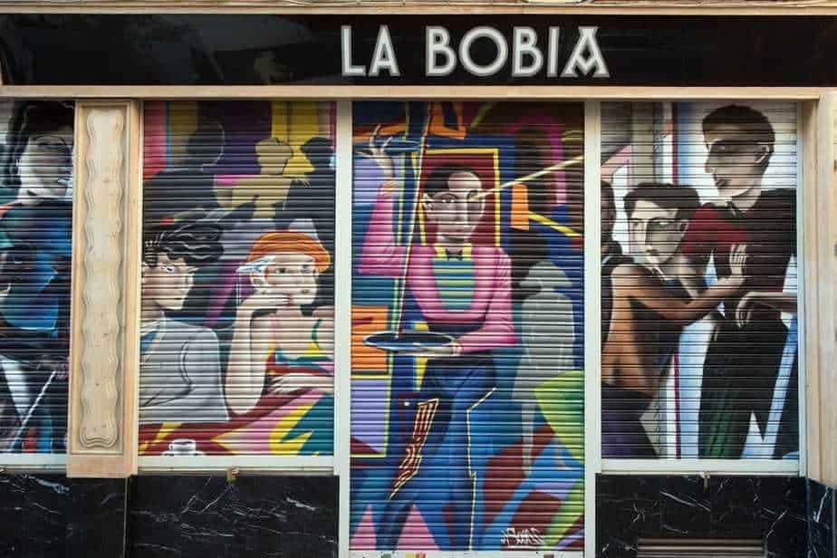 Le rideau métallique de la Bobia