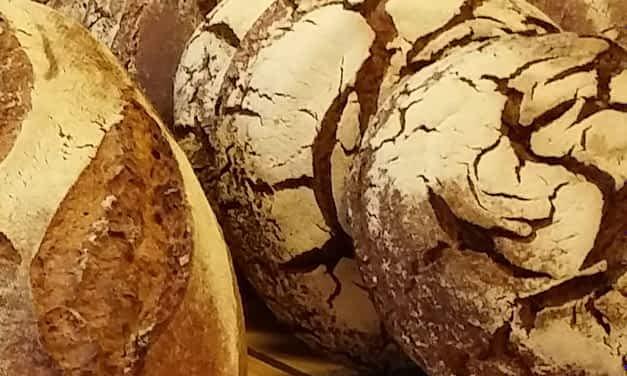 Le meilleur pain au levain de Madrid c'est à la panaderia Panic